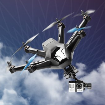Autodrone > Website development for drones manufacturer